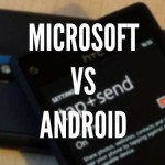 Microsoft Trolling Android