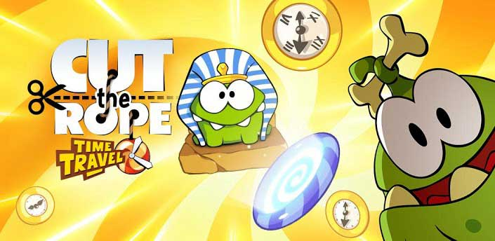 Android Games - Cut the Rope