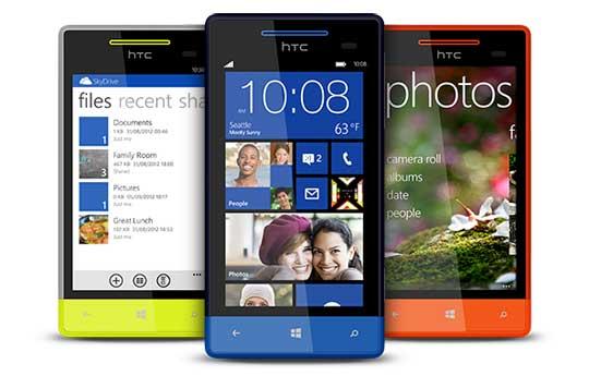 HTC 8S - Best Budget Smartphones