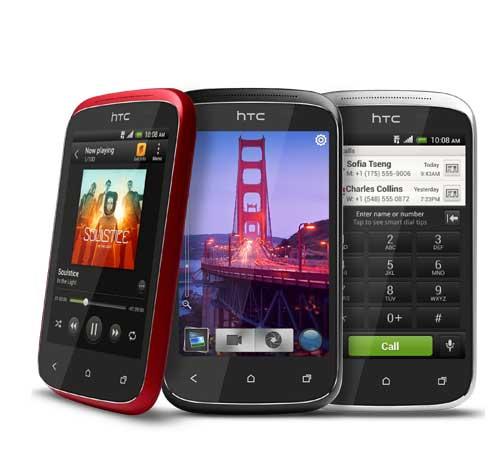 HTC Desire C - Best Budget Smartphones