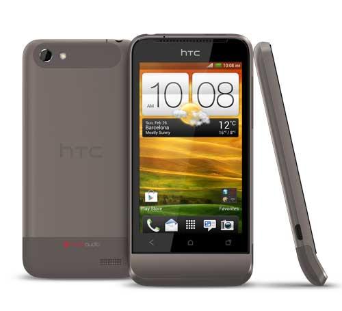 HTC One V - Best Budget Smartphones