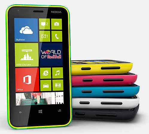 Nokia Lumia 510 - Best Budget Smartphones