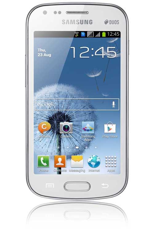 Samsung Galaxy S Duos - Best Budget Smartphones
