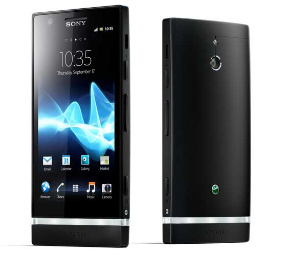 Sony Xperia P - Best Budget Smartphones