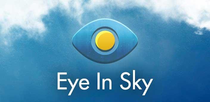 10 EyeInSkyWeather- Android utility apps