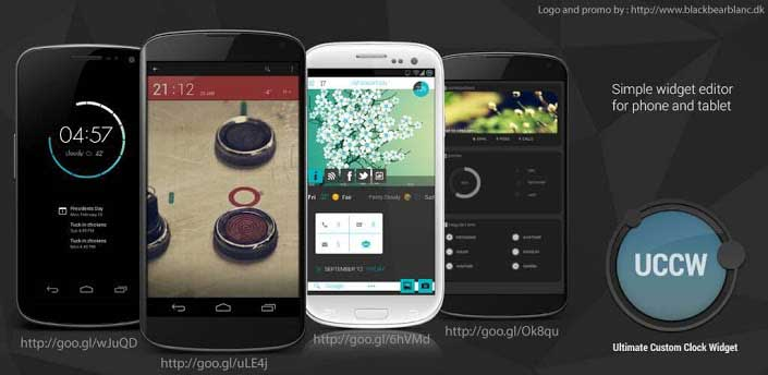 12 UCCW-Android utility apps