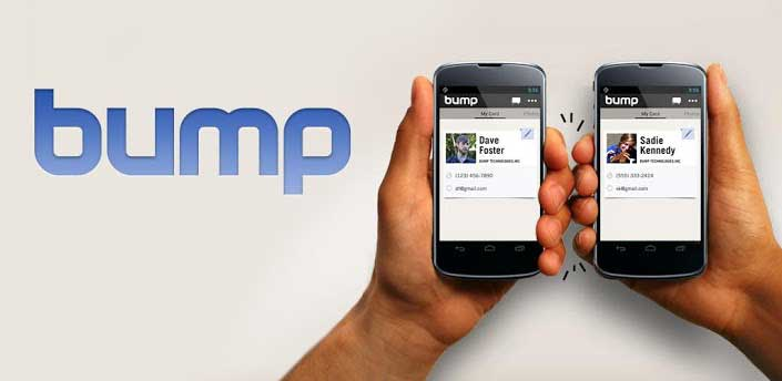 5 bump- Android utility apps