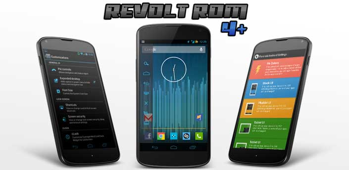 RevoltJB-RexBuild-STHD-ThinkingBridge-HTC Explorer Custom Roms