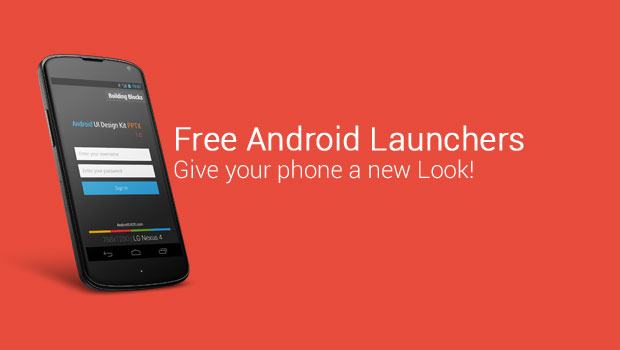 Free Android Launchers