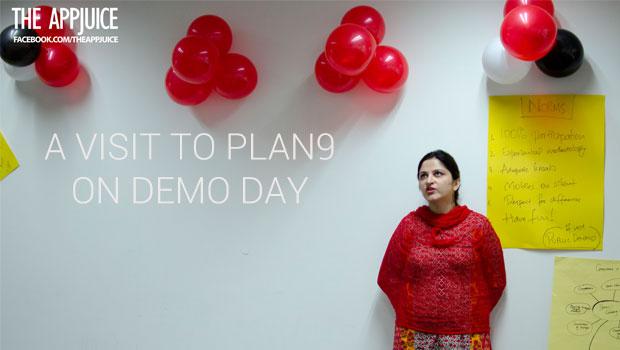 Plan9 Incubator Demo Day
