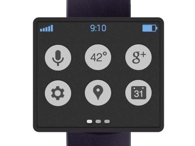 Design-Smart Watch