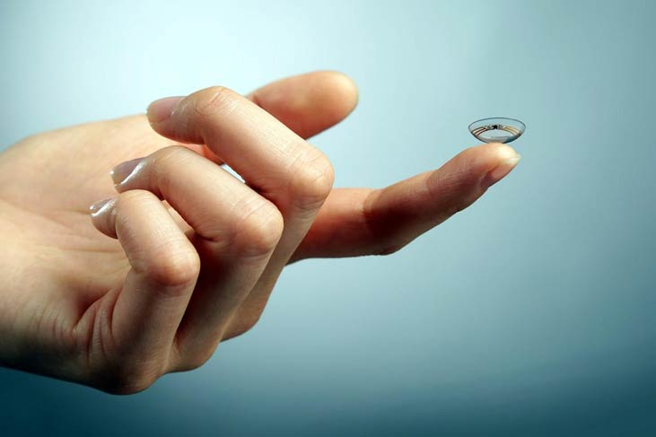 Googles Smart Contact Lens To Define The Future Of Medical