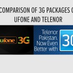 Ufone-Telenor-3G-Rates