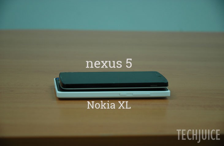 Nokia-XL-Comparison