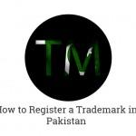 Trademark---Pakistan