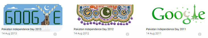 Google Doodle Pakistan