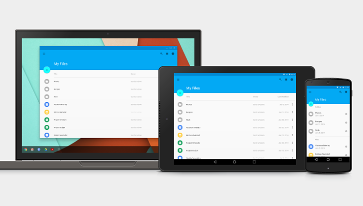 Top Android Lollipop features: Material Design