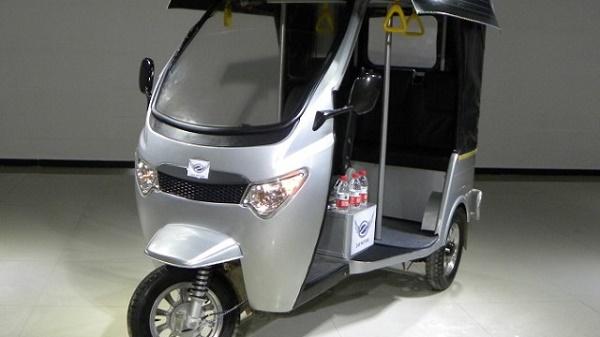 Electric Rickshaw Introduced In Pakistan