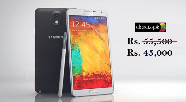 Samsung Galaxy Note 3 At Discount Price