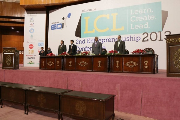 Second Annual Entrepreneurship Conference 1