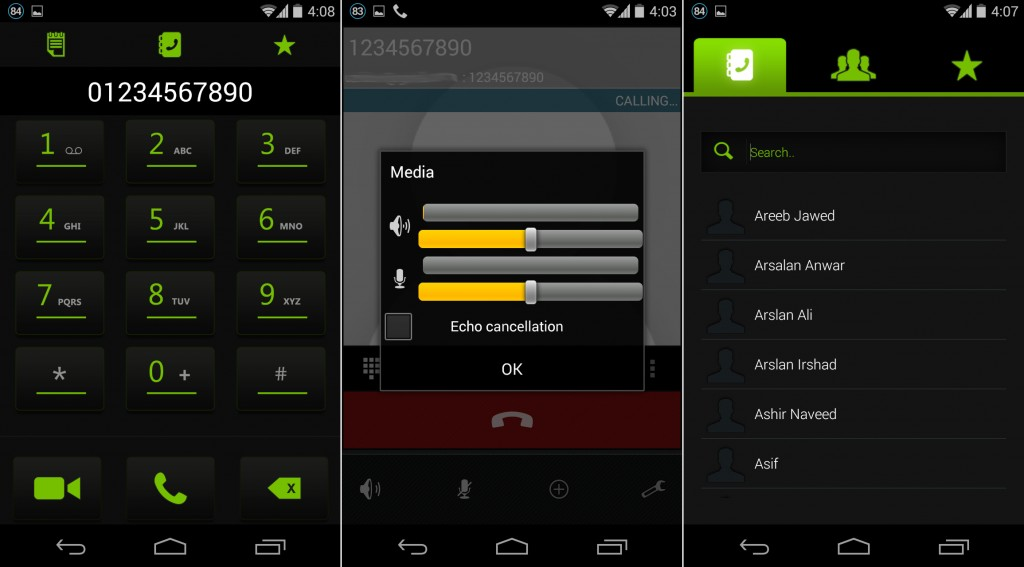 ptcl-smartlink-app-dialer-interface