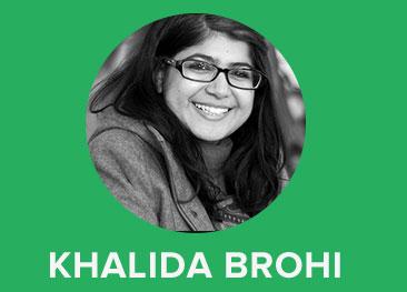 Khalida-Brohi