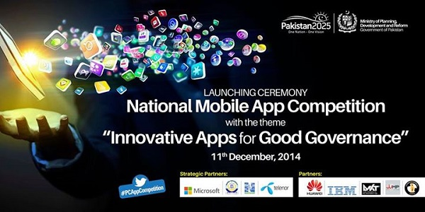 National App Mobile Competition