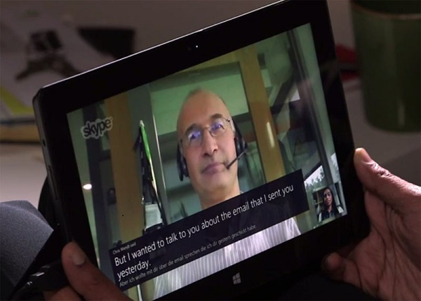 Skype Translator Preview 2014