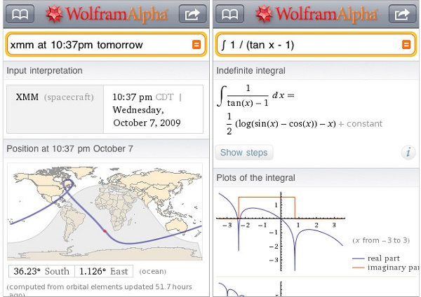 Wolfram Alpha App For Students