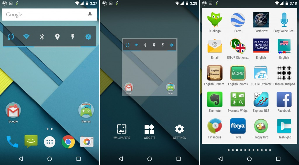 best-android-launcher-google-now