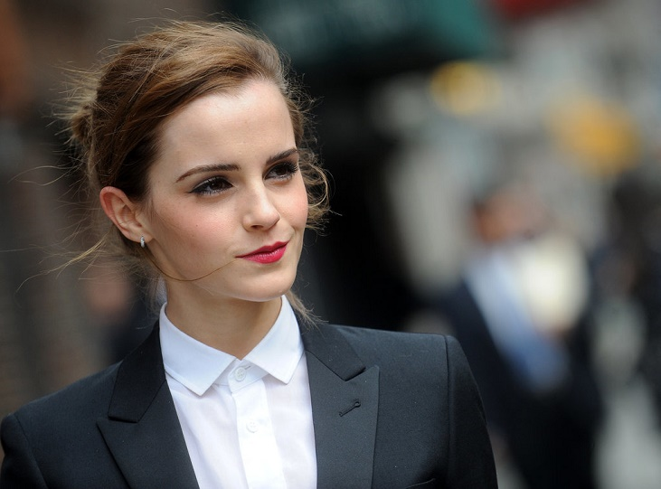 Emma Watson HeForShe Campaign