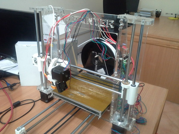 3D Printer for Learnobots