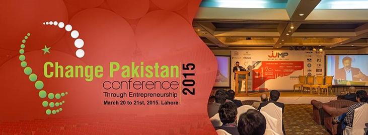 Change Pakistan Conference 2015