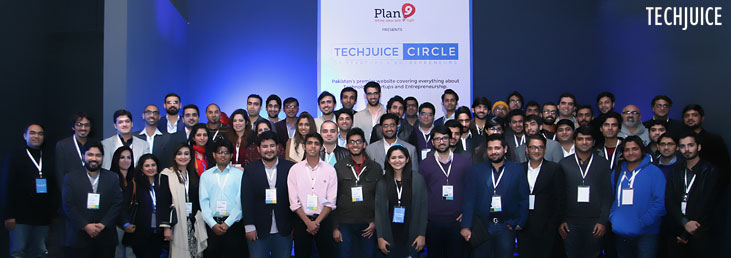 TechJuice Circle Group Photo