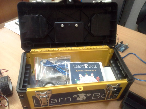 Learnobot Robotic Kit