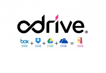 ODrive Combine Your Storage For Free