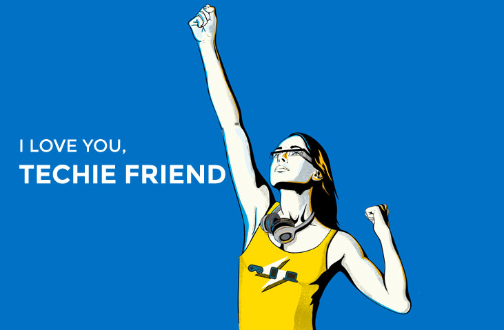 Techie-Friend-I-Salute-You-Female