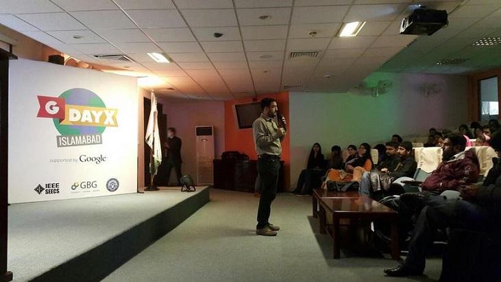 GBG Islamabad GDayX 2015