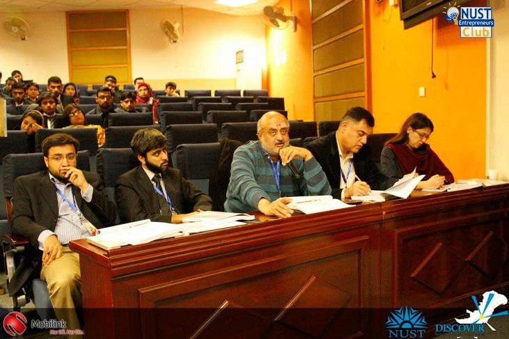 Mobilink Discover Judges