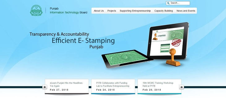 PITB completed 173 projects in 3 years