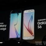 Samsung Galaxy S6 Launch