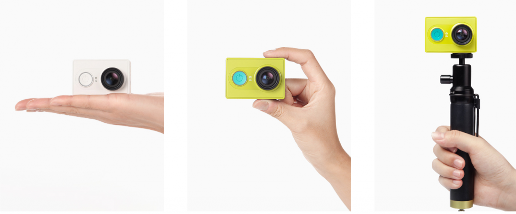 xiaomi s latest yi action cam hopes to beat gopro hero for