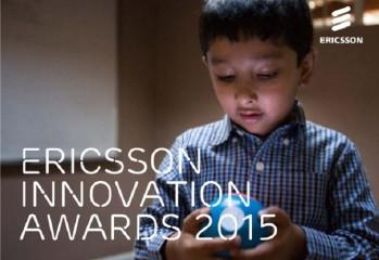 Ericsson Innovation Awards 2015