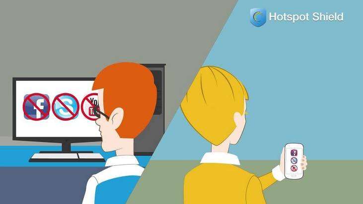 Should you use hotspot shield to access blocked websites