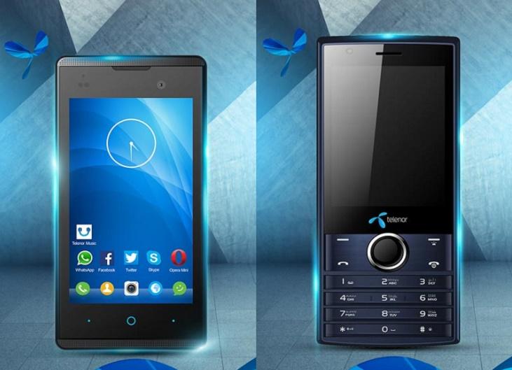 Telenor Handsets