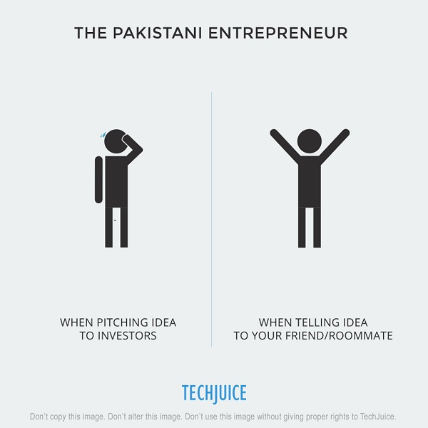 The Pakistani Entrepreneur 1