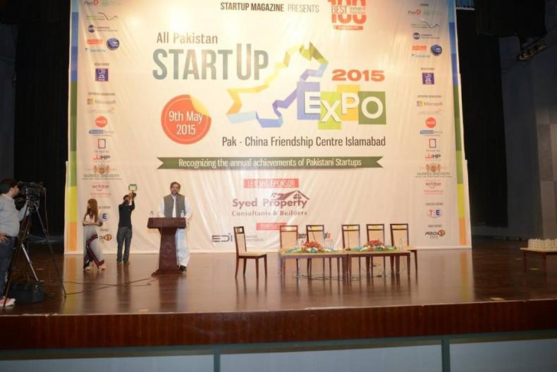 Pakistan Startup Expo 2015