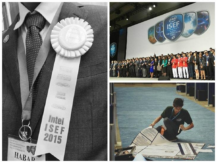 Habab Idrees Second Prize ISEF (1)