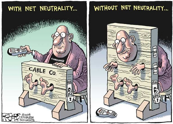 Net Neutrality Cable