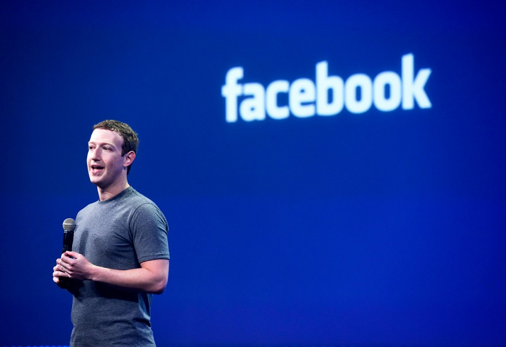 Inside The F8 Facebook Developers Conference